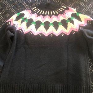 J. Crew Sweaters - J. Crew navy fair isle sweater